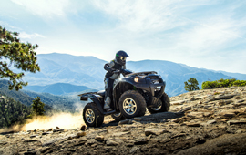 ATVs and UTVs   Missouri   Four Wheelers   Side by Sides